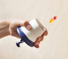 Peng! Bastel eine Süßigkeiten-Pistole: ein Riesen Spaß für Kinder und Erwachsene. http://toywheel.com/#!/inspirations/170