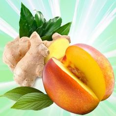 Nectarine White Ginger Burst Fragrance Oil  http://www.naturesgardencandles.com/candlemaking-soap-supplies/item/00fobasa/-foaming-bath-salts-recipe.html