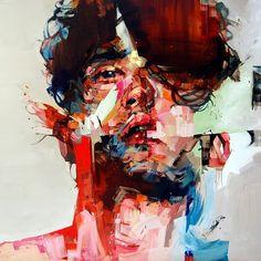 Painting by Andrew Salgado.