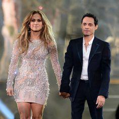 Jennifer Lopez Requests Name Change in Marc Anthony Divorce Docs