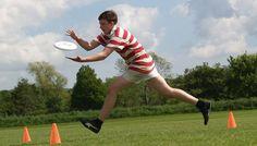 Ultimate Frisbee - Tonbridge School
