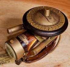 This is one of my favourite Japanese Steampunk Items.  A must for my inspiration.