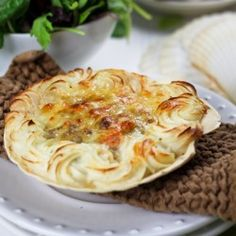 Coquille St-Jacques Made Healthy