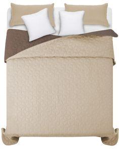 Luxusny bezovo hnedy prehoz na manzelsku postel (3) Bed Pillows, Pillow Cases, Furniture, Home Decor, Pillows, Decoration Home, Room Decor, Home Furnishings, Home Interior Design