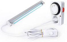 #SchatzbootUVOzo Lampe UV-C #Lampe 8W für #HausSchränke #Schuhschränke #Luftreiniger #Reiniger #Desinfektion #Bakterien, #MikrobenViren (A#): #Amazon.de: #Küche&Haushalt Health, Timer Clock, Household, Closet, Health Care, Salud
