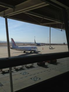 Aeropuerto de Zaragoza - Puerta 3