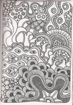 #zentangle #ispirazioni #inspiration | Tangle 82 | Flickr - Photo Sharing!