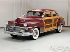 1947 Chrysler Town & Country Sedan