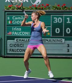 Camila Giorgi from italy #WTA #Giorgi