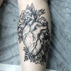 bangarangblog — wear your heart on your sleeve LOVE THIS IDEA FOR MY FOREARM!!!