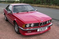 BMW 6 Series 628 CSi Coupe For Sale, (Car: advert number 208652) | www.ClassicCarsForSale.co.uk