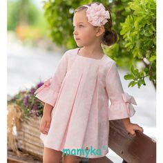 Little Girl Outfits Cute Toddler Girl Clothes, Kids Clothes Sale, Cute Girl Dresses, Girls Formal Dresses, Vestidos Dolce Petit, Little Girl Outfits, Kids Outfits, Baby Girl Birthday Dress, Kids Clothing Brands