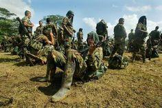 Grupos paramilitares siguen activos en el sur de Colombia