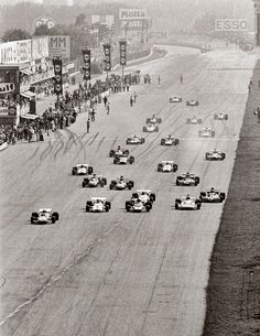 Old #F1 #Monza