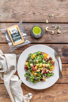 Valmista herkullinen salaatti ja nauti sellaisenaan tai muun ruoan lisänä. Couscous, Salads, Salad, Chopped Salads