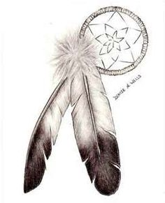 Sioux Dreamcatcher Tattoo Design By Denise A Wells  Flickr Photo