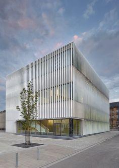 Sporthalle Kepler- und Humboldt-Gymnasium / h4a Architekten Karl-Schefold-Straße 16, 89073 Ulm, Germany