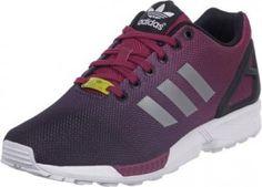 Acheter Homme Adidas Zx Flux Chaussures Pourpre Rouge Noir Pas Cher Soldes France