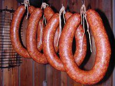 Hungarian Kielbasa (Kolbász)