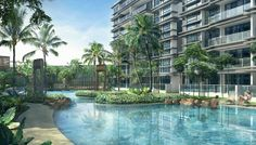 The Santorini at Tampines spells perfect indulgence. Presenting superb tranquility yet urban convenience, The Santorini at Tampines is more than just luxury.