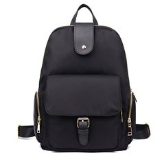 Ladies canvas bag Fashion backpack Korean bags Sale 50%. Now only  37.95 26ab4c7cd31a6