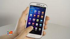 Samsung Galaxy S3 - Prise en main