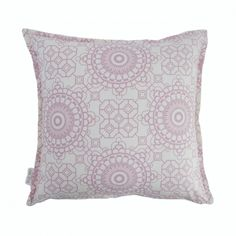 Elle Kay Fabrics Mosaic Rose Quartz Scatter Cushion