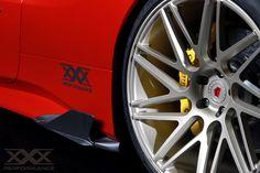 XXX Performance #Ferrari 488 GTB  #cars #supercars #exotics #sportscars #luxury #cartuning  More Car Tuning >> http://www.motoringexposure.com/aftermarket-tuned/