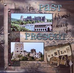 Castles - Scrapbook.com