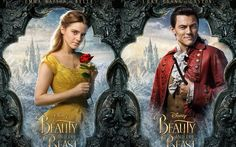 Beauty and the Beast, 2017, Disney, Emma Watson, Luke Evans