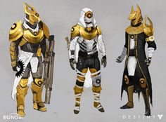 Trials of Osiris Armor Sets