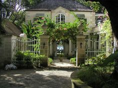 Oliver Messel Caribbean Maddox House | Jet-Set Style | House & Home