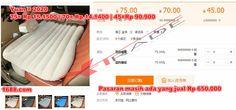 Barang import alibaba Kasur mobil
