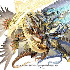 DuelMasters4 by TakayamaToshiaki on DeviantArt