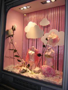 Chantal Thomass Store Window