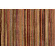 Love the colors of this.... Totally Me... Gianni Rug in All Rugs | Crate and Barrel