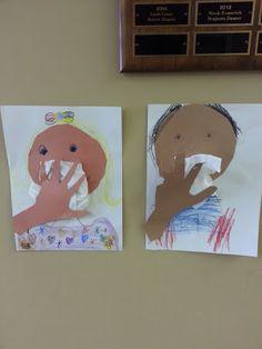 Pre-K with Mrs. Winter: Health and Hygiene Body Preschool, Preschool Crafts, Crafts For Kids, Doctor Theme Preschool, Health Activities, Preschool Activities, Health Unit, Kids Health, E Mc2