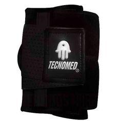 Technomed Belt Fitness Body Shaper - Black - Medium ** You can get additional details at the image link.