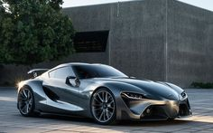 The upcoming 2017 Toyota Supra 2017 will be base on Toyota concept car. Toyota Supra 2017 will be a car with excellent look, performance and handling. Autos Toyota, Bmw Autos, Toyota Celica, Toyota Cars, Toyota Usa, Toyota Vehicles, Toyota Corolla, Sexy Cars, Hot Cars