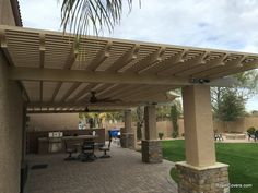 Alumawood Patio Cover By Royal Covers Of Arizona