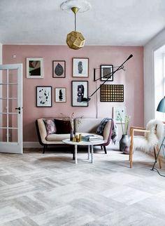light pink interior - Google zoeken