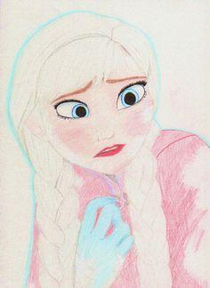 Frozen Heart by SilverSparrow75