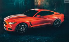Keep Calm and Salivate: 2016 Ford Mustang GT350 Coming to L.A. Auto Show