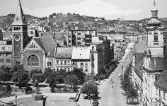 Kliknite pre zobrazenie veľkého obrázka Bratislava, Old Photos, Paris Skyline, Travel, Times, Antique Photos, Old Photographs, Viajes, Traveling