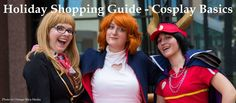 Hello and welcome to our shopping guide for the cosplay enthusiast in your household and/or family! This guide will go over the basic items that a cosplayer needs to get started. Everything from safety equipment to sewing notions will be listed to give you the leg up this holiday season. With Black Friday and Cyber Monday around the corner we understand the rush to get things before they're gone. Good Luck and let the listing of items commence! Safety Equipment Respirator – Multipurpose MSA…