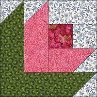 Afbeeldingsresultaat voor blocos de patchwork para colchas passo a passo