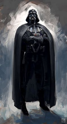 Star Wars - Darth Vader by CarlosNCT.deviantart.com