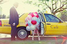 NY can balloons