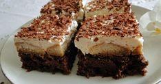 Řezy tiramisu Tiramisu, Nutella, Ethnic Recipes, Sheet Cakes, Bakken, Tiramisu Cake