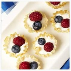 Healthy 15-minute dessert perfect for the 4th of July